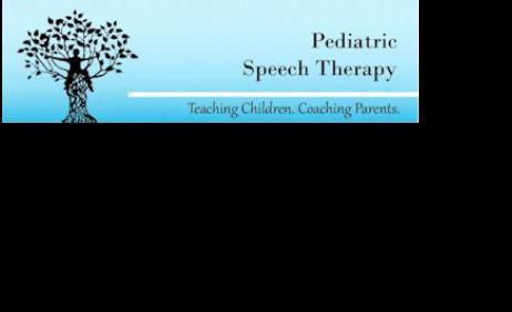 PediatricSpeechTherapy